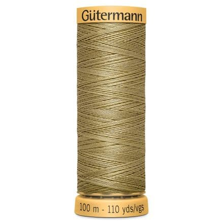 Col. 0826 Gutermann Natural Cotton Thread 100m